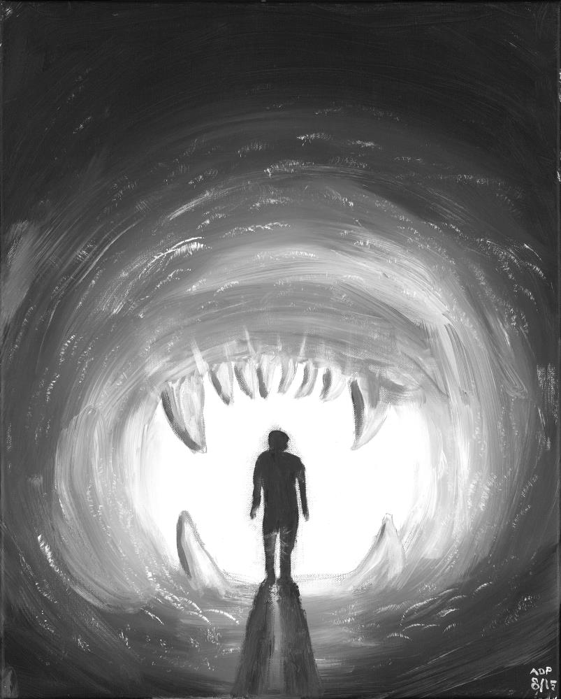 The Cave You Fear |