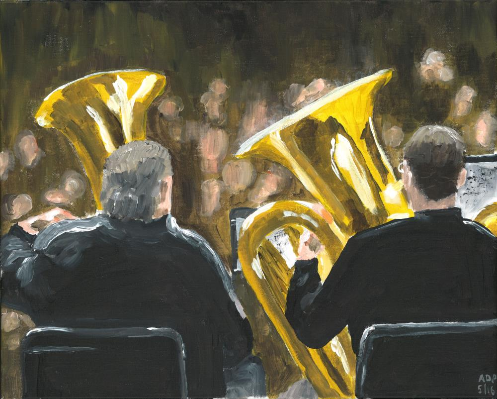 Tuba Section |
