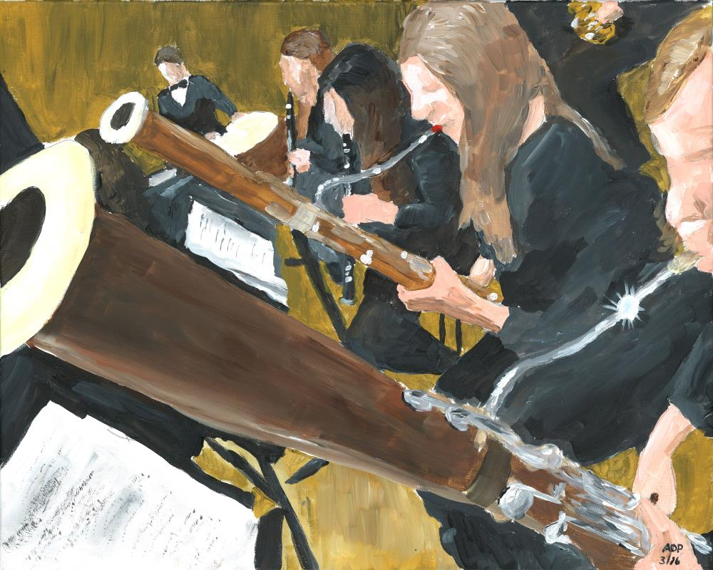 Bassoon Section |