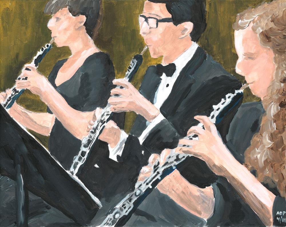 Oboe Section |