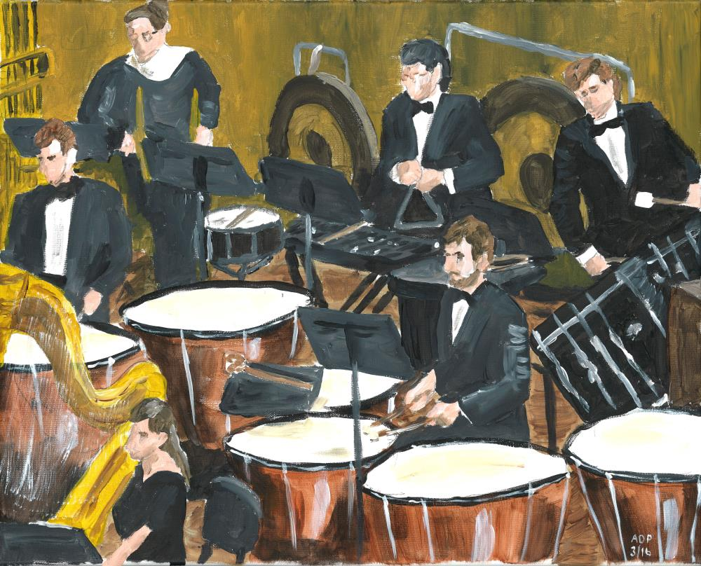 Percussion Section |