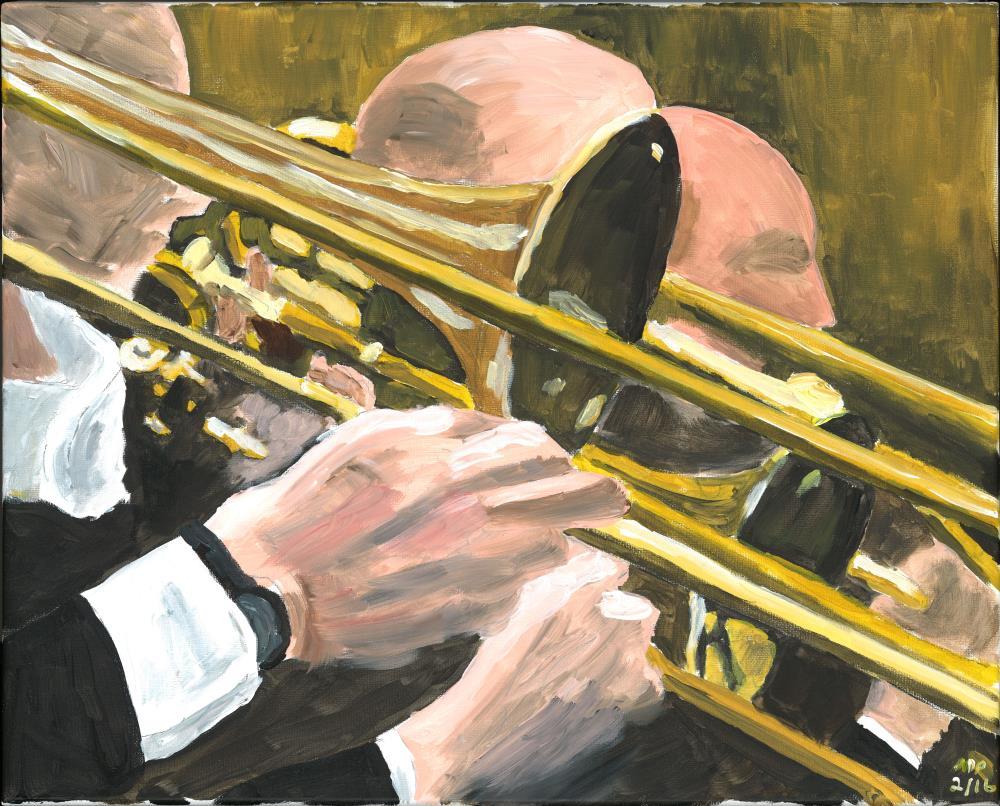 Trombone Section |