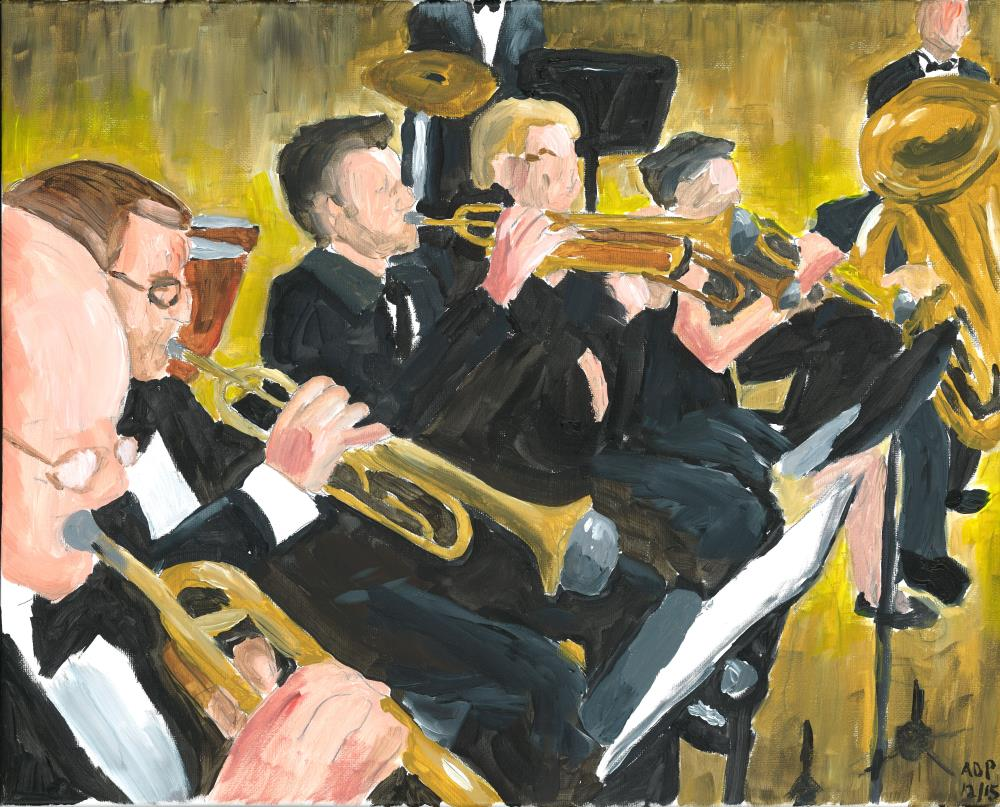 Trumpet Section |