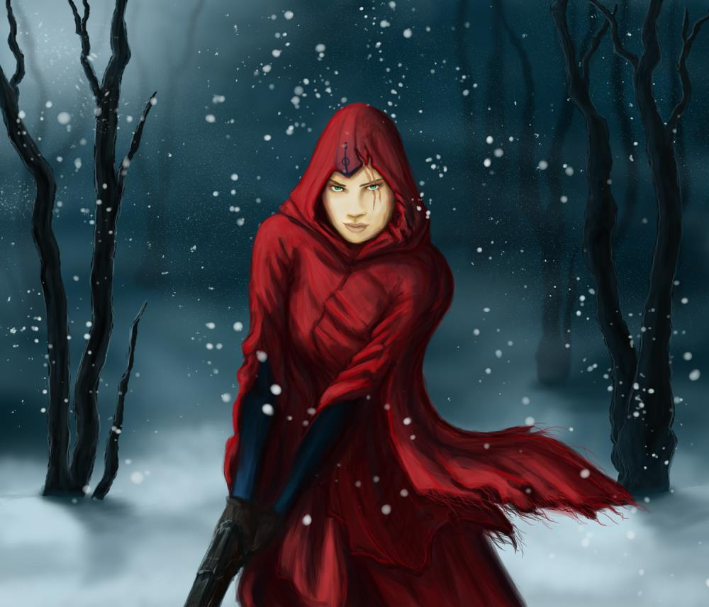 theredhoodfin | A Collection of my Artwor...