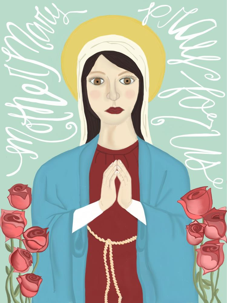 Mother Mary | Artwork