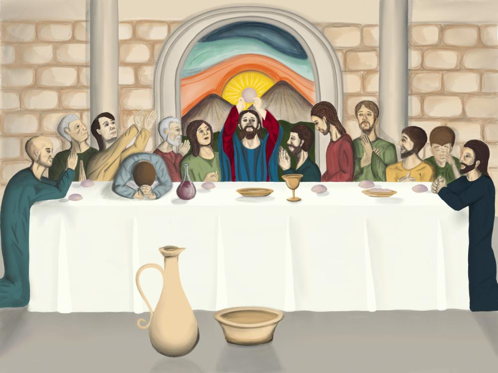 lastsupper | Artwork