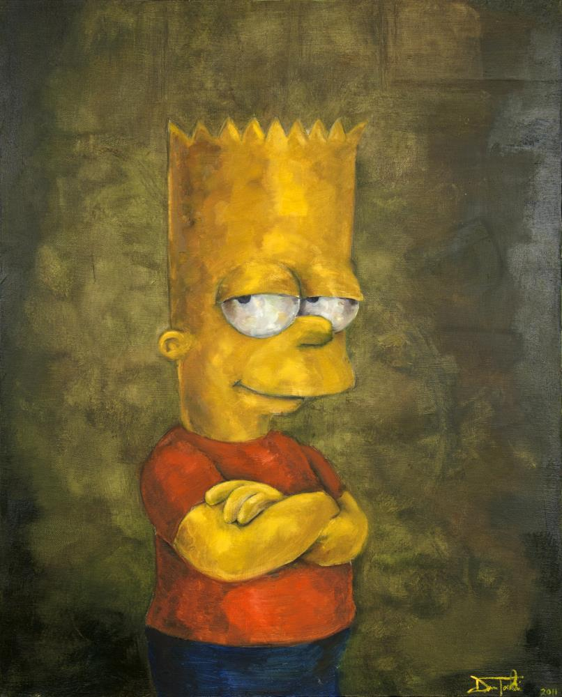 Bart Simpsons |