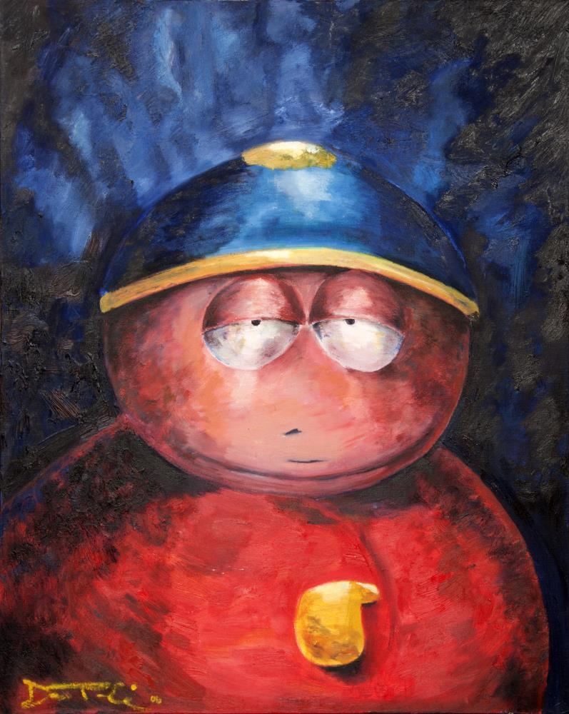 Cartman from South Park |