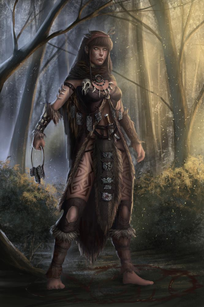 Freaylief - The Rune Witc... |