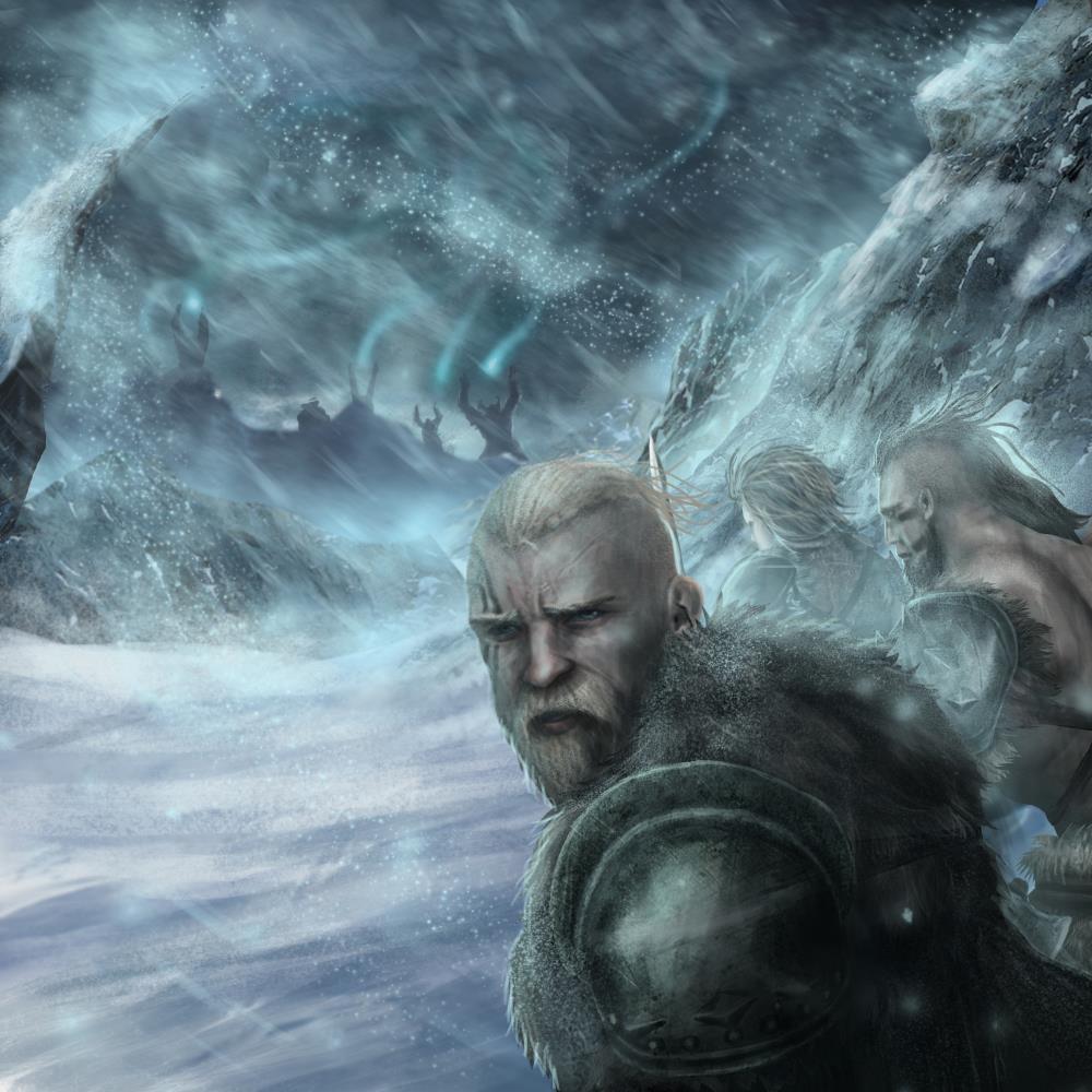 Frost Giants summon Fimbu... |