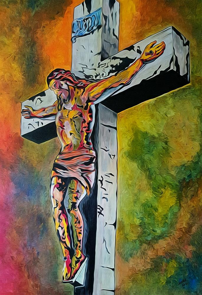 THE CRUCIFIXION | Artistry Works by Pete La...