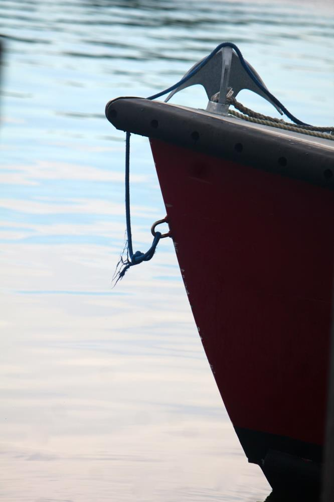 Anchor on the Bow | Photo Synthesis