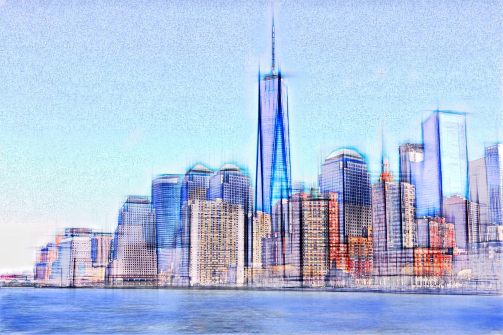 The City | R. C. Sanderson Digitals