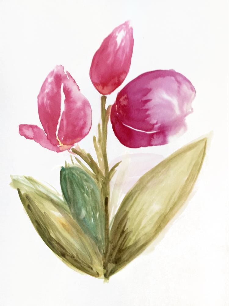 Tulips   RosemaryAnn Designs