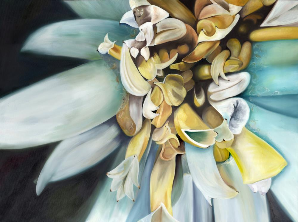 Blooming in White | Kerry Stafford