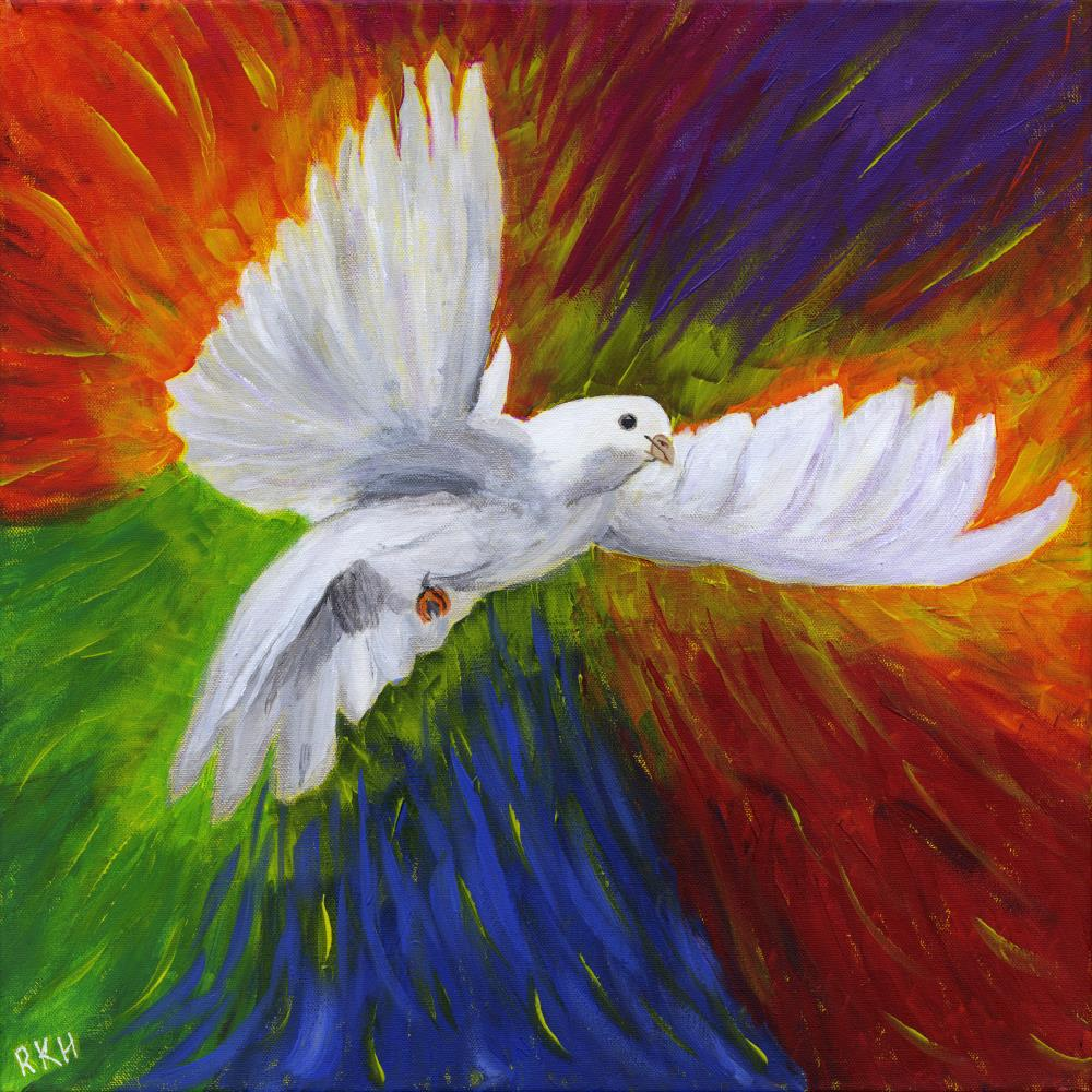 Healing in His Wings | RKH Creations