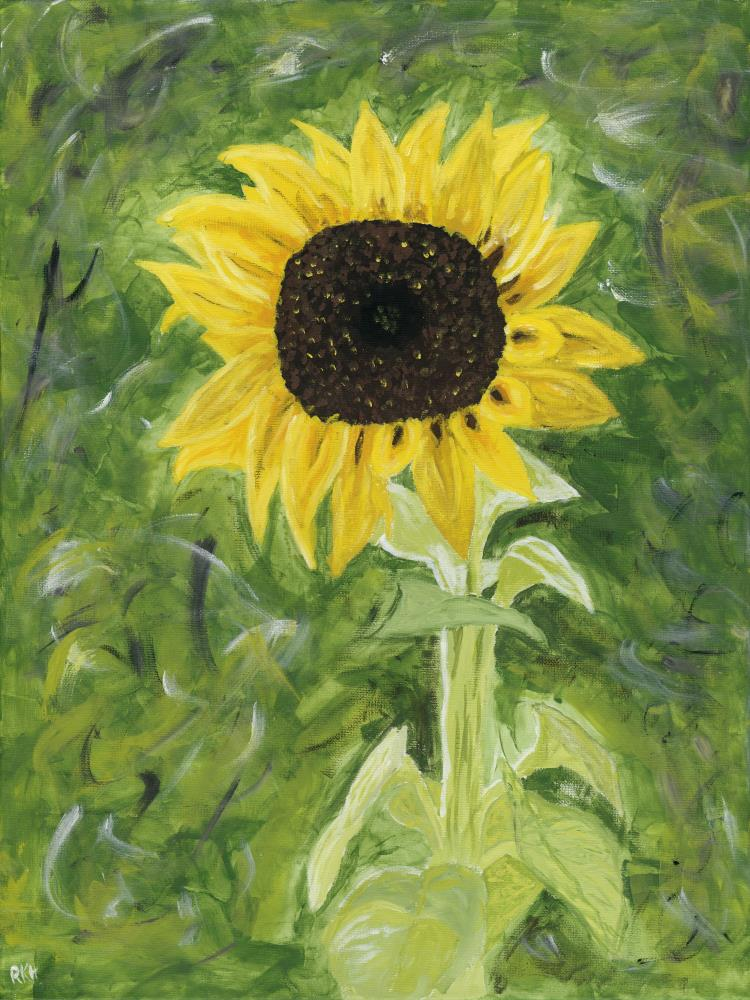 Sunflower:  A Year of Fre... | RKH Creations