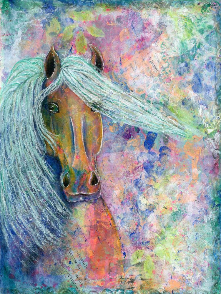 Breeze   Dappled Pony Designs: Art...