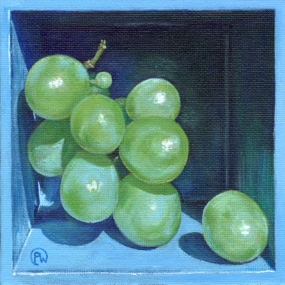 Green Grapes | Soothedbyrainfall Studios