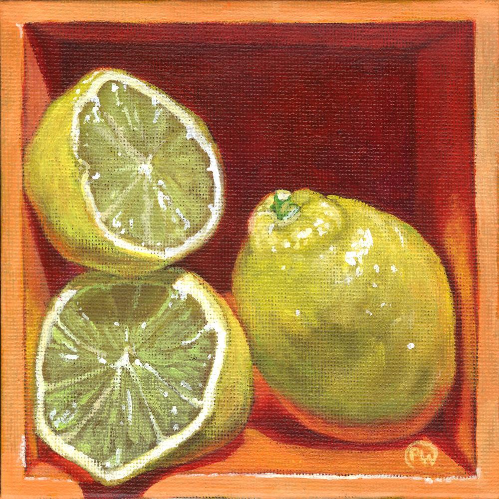 Luscious Lemon | Soothedbyrainfall Studios