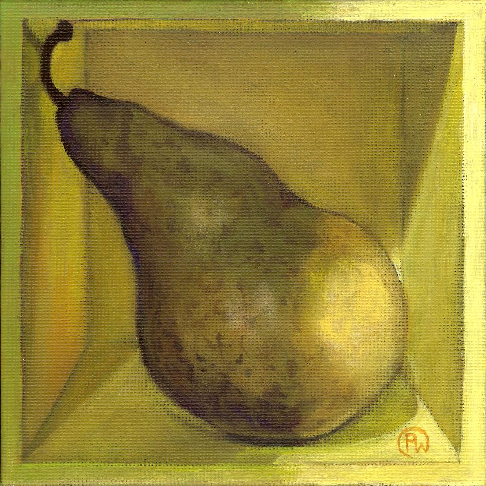 Square Pear | Soothedbyrainfall Studios