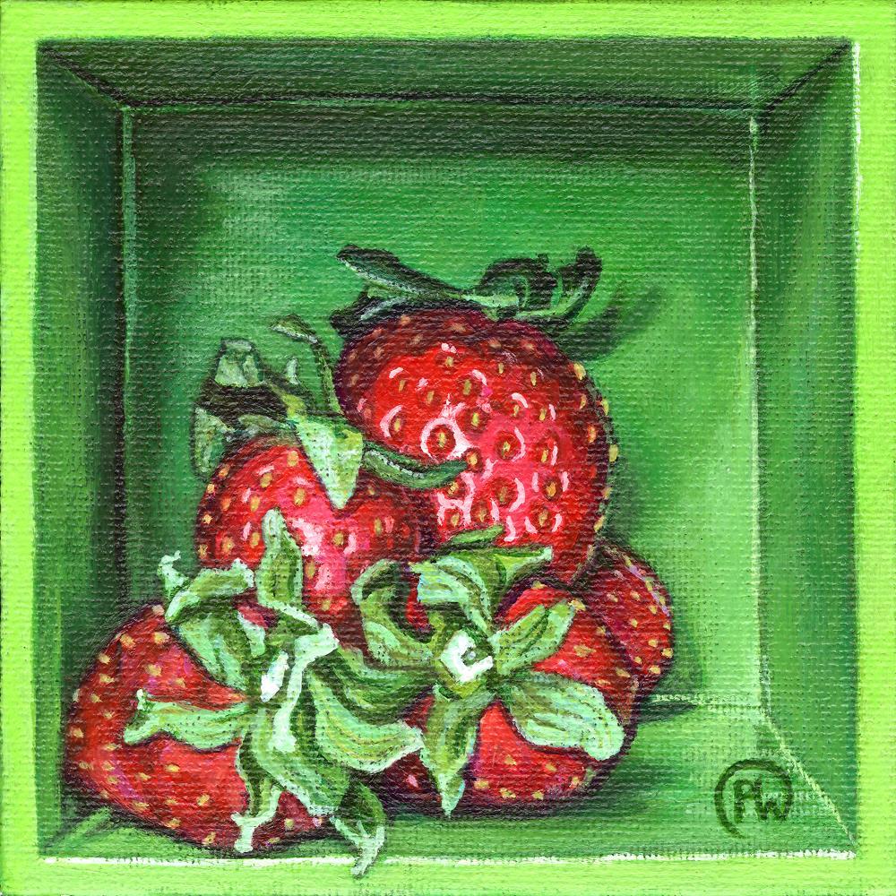 Strawberries | Soothedbyrainfall Studios