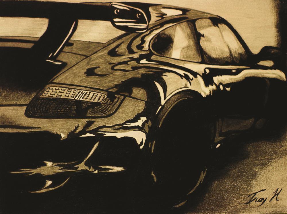 Porsche911 | SkylynArt