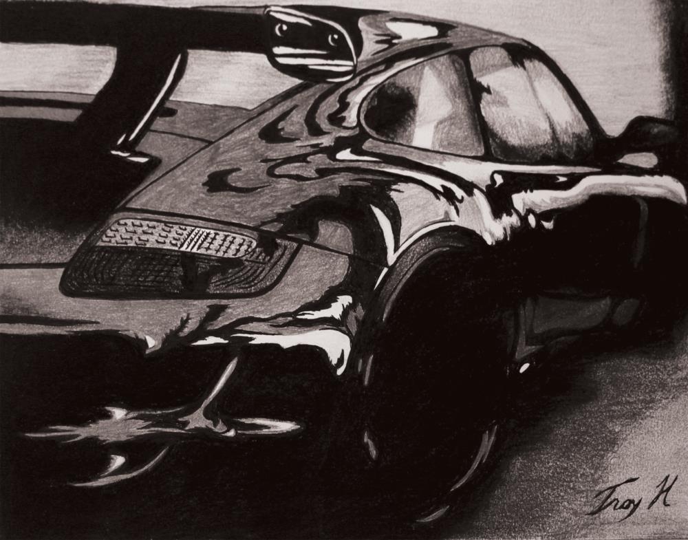 Porsche-911 | SkylynArt