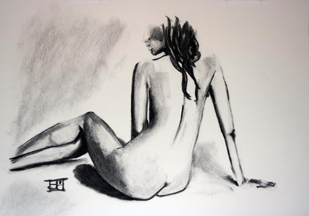 relaxedpose   McGuire's Fine Art
