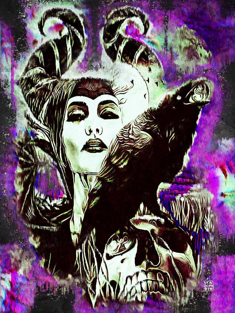 Maleficent    Vonzombie Gallery