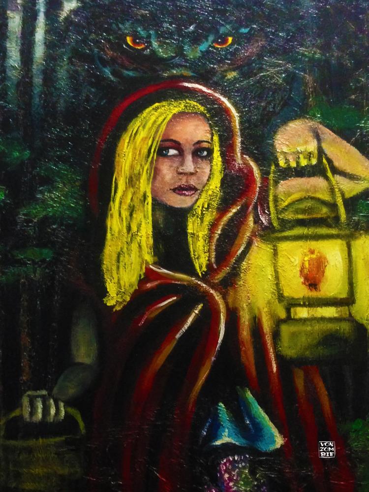 Riding Hood    Vonzombie Gallery