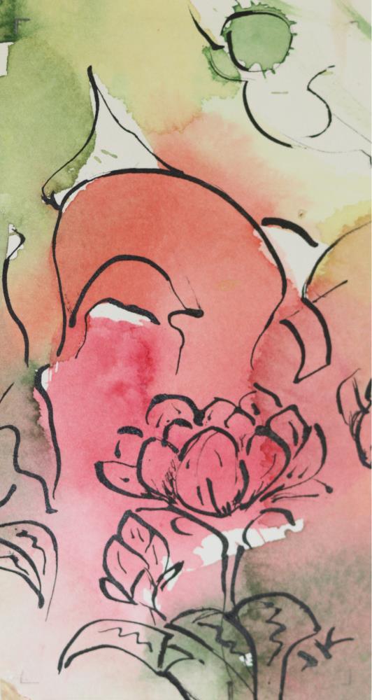 The Lotus Blossoms | Art of Jacob Kuznicki