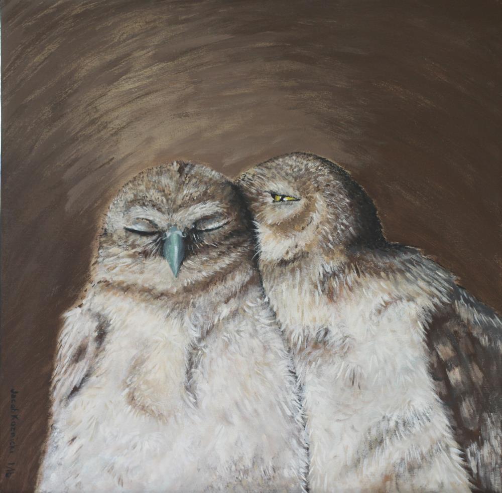 Owl Love You | Art of Jacob Kuznicki
