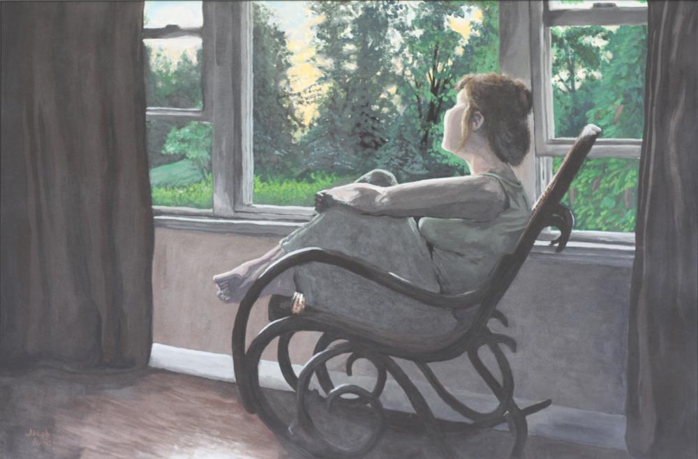 Day Dreamer | Art of Jacob Kuznicki