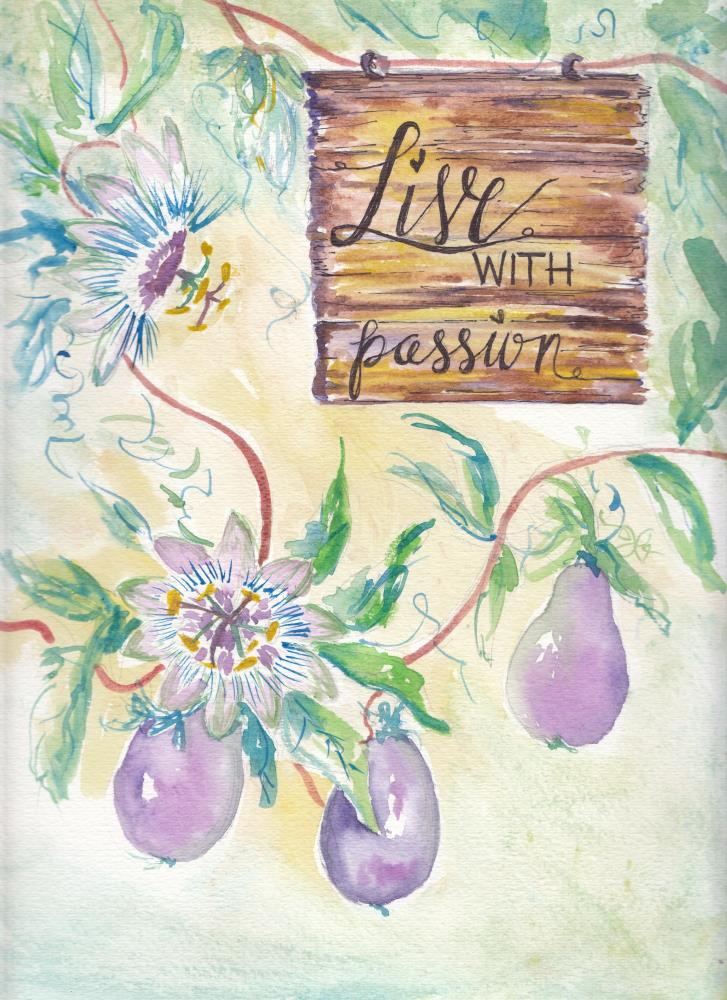 Passion | Gray Works Art