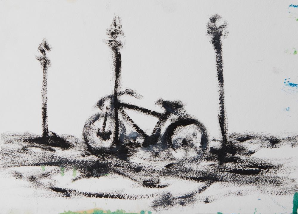 BikeonPier | The Art of J. P. Hutson