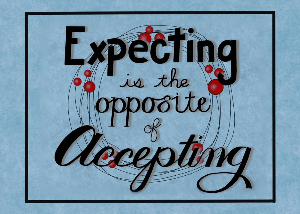 Expecting is the Opposite...   Harmony Design by Inventi...