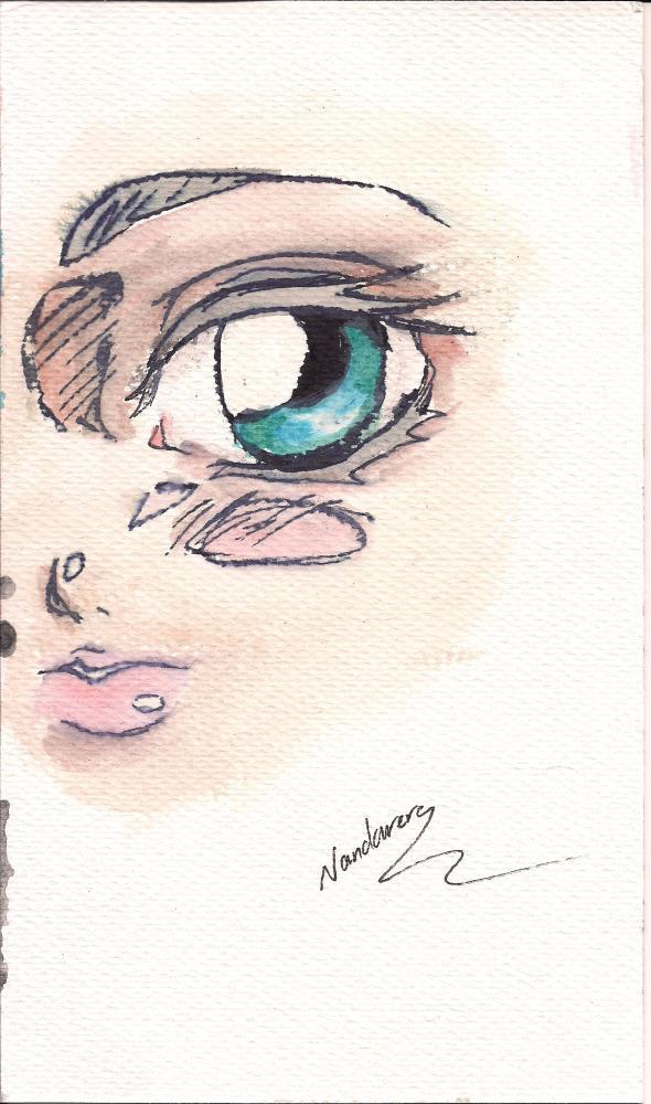 """Eye Love You"" Vandarera ...   The Amazing World of Shau..."