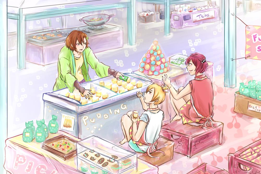 Fusion Sweets Stall |