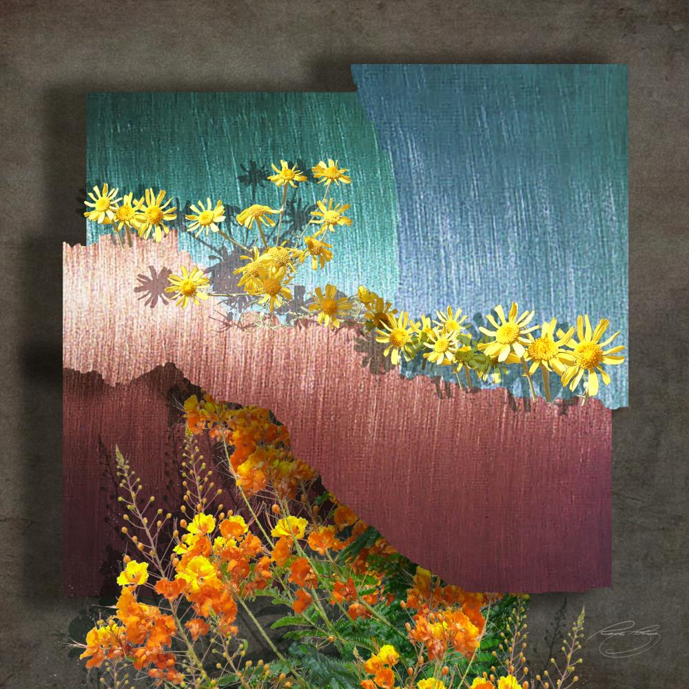 Copper Waves | Rich Poling Creative Arts