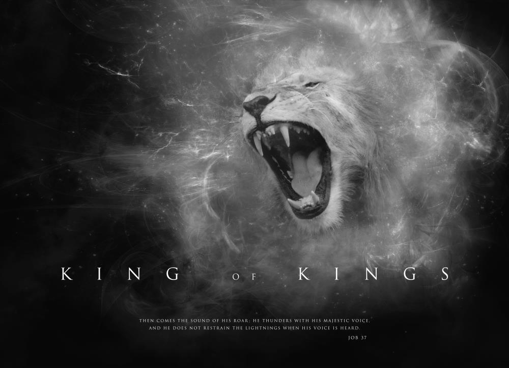 King of Kings Black&White |