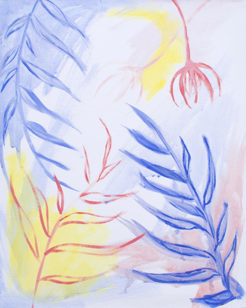 Botanics   Art by Emily Cooper