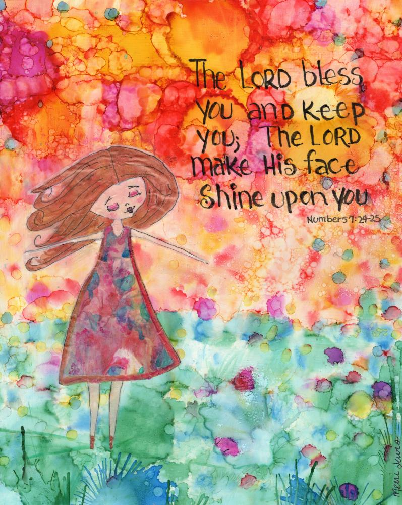 The Lord Bless You | Not An Artist