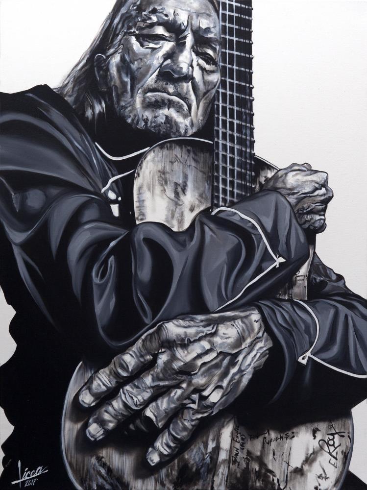 Willie Nelson | Licea Studios