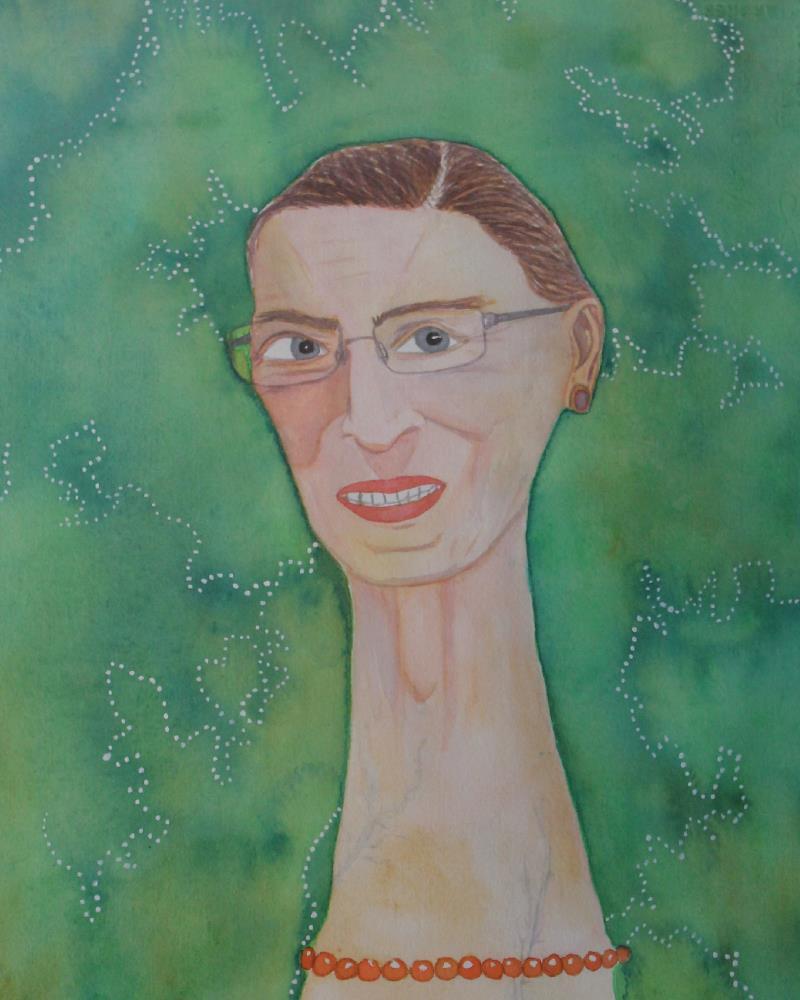 greenruth8x10 | Moroz Artworks