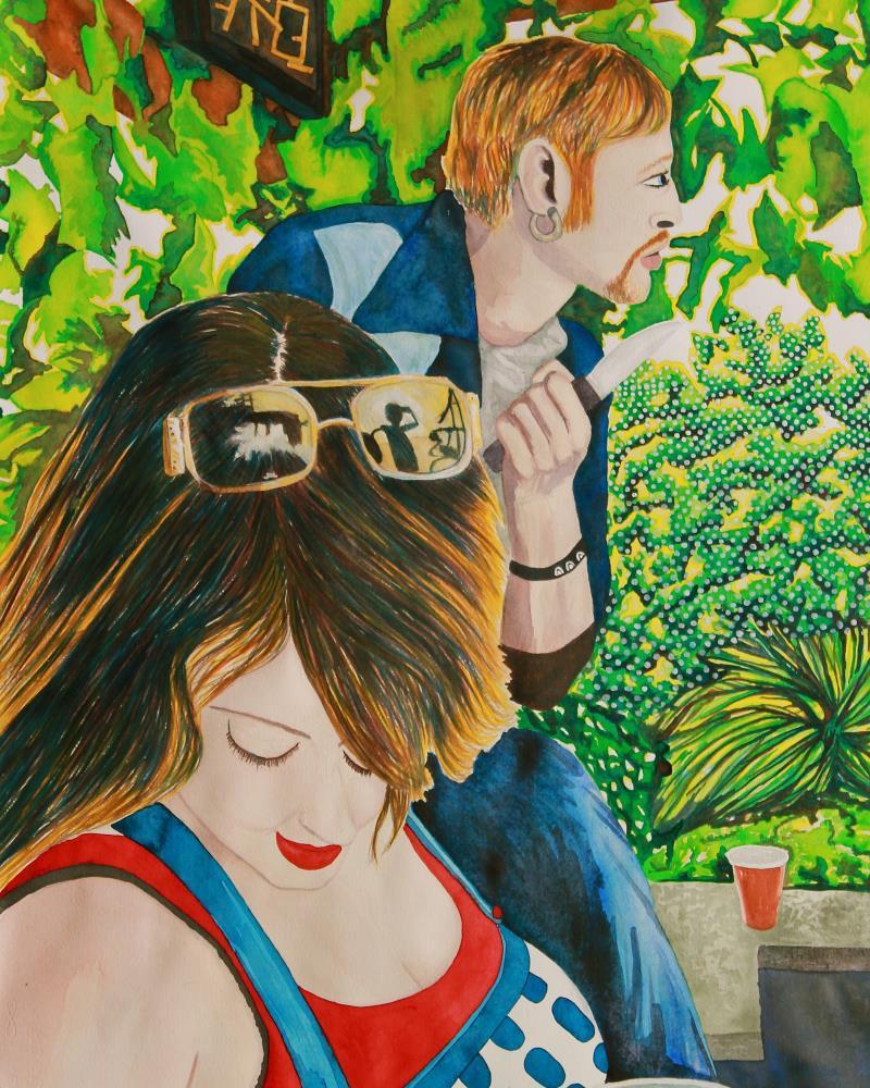 bluebells16x20   Moroz Artworks