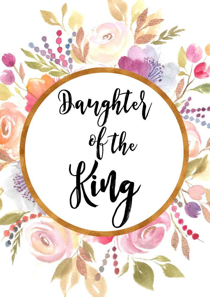 DaughterOfTheKing | StaceyNicoleDesigns