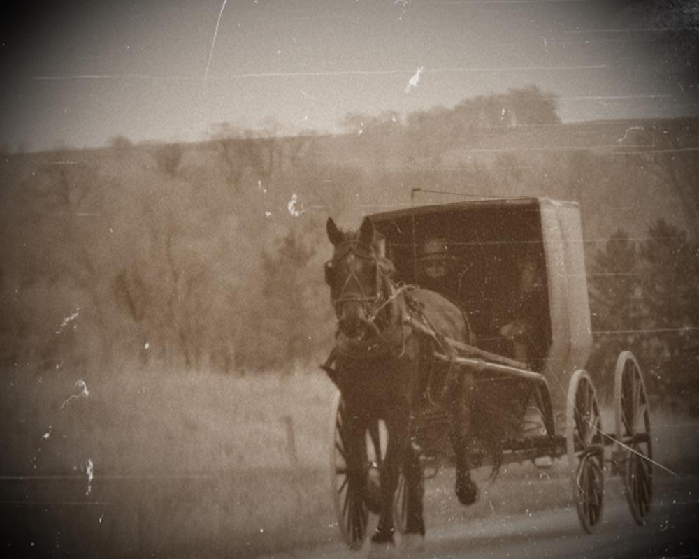 Trip into town (vintage l... | Art & Photography