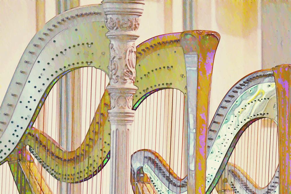 The Harps | Art & Photography