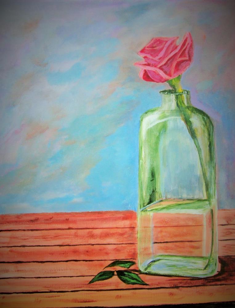 Lonesome Rose | Robert Clark Fine Art